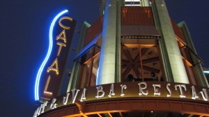 Catal Uva Bar & Restaurant (Night)